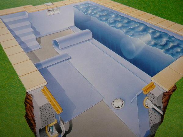 pvc arm loic piscines et spas. Black Bedroom Furniture Sets. Home Design Ideas